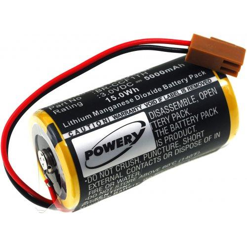 Batterie-SPS-lithium-pour-Panasonic-de-type-BR-CCF1TH-3V-5000mAh-15Wh-Lithium-Ma