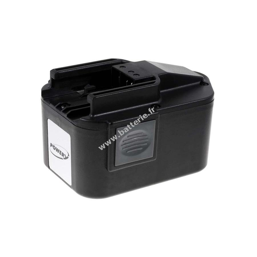 batterie pour milwaukee perceuse visseuse pcs 14 4v power plus nimh. Black Bedroom Furniture Sets. Home Design Ideas