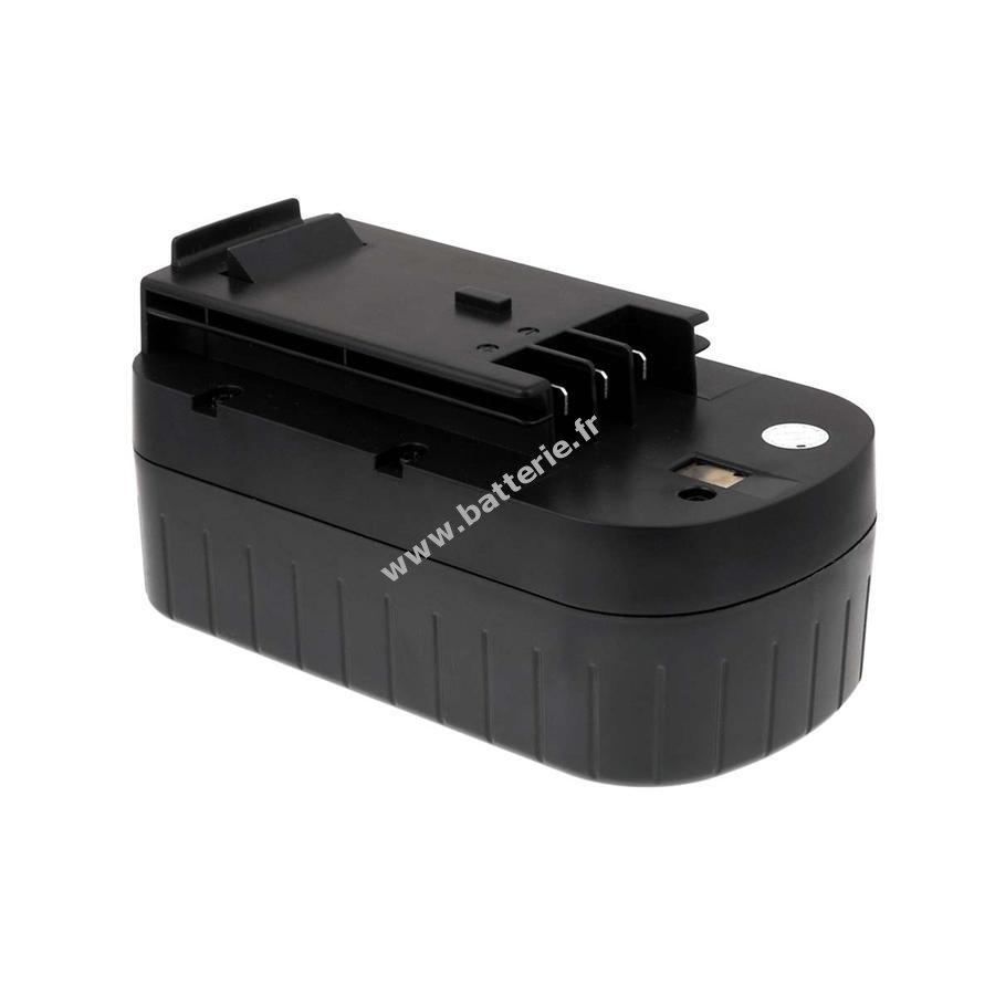 Batterie pour black decker coupe bordure glc2500 - Coupe bordure a batterie black et decker ...