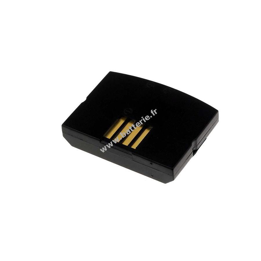 batterie pour casque audio sennheiser rs 4200. Black Bedroom Furniture Sets. Home Design Ideas