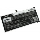 Batterie pour smartphone Nokia 8 Sirocco / type HE333